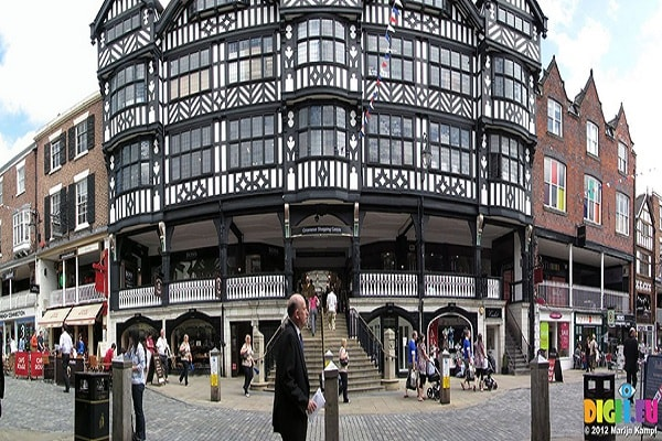 Shopping in Chester